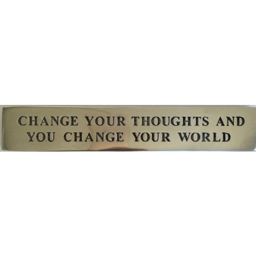 Inspirational Paper Weight