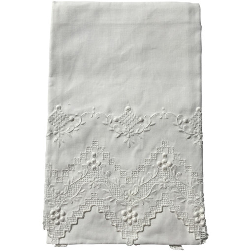 Embroidered Guest Towels