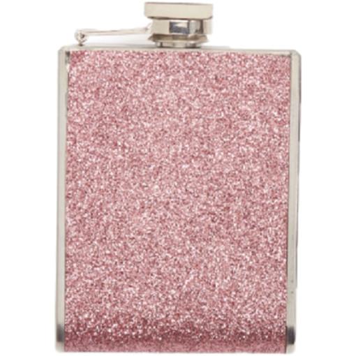Glitter Flask, Rose